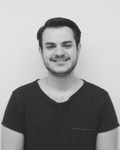 Eren: Turkish/Arab origins I was born and raised in Berlin. Decided to move around and spent time in Baku, Istanbul and Paris. Falling for music and food! (Media Team)