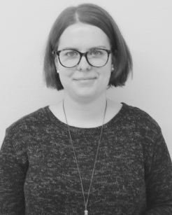 Míša: Born in Czech, educated in French, working in Estonian, dreaming in Russian. They say that you have as many lives as the number of languages you speak, but when you speak the human, you have reached infinity. (Project Manager)